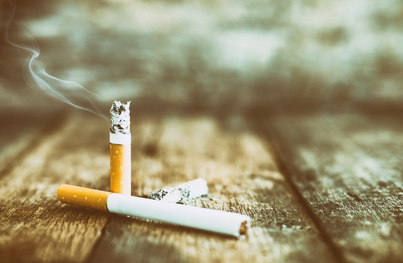 Health Ministry recommends temporary ban on tobacco