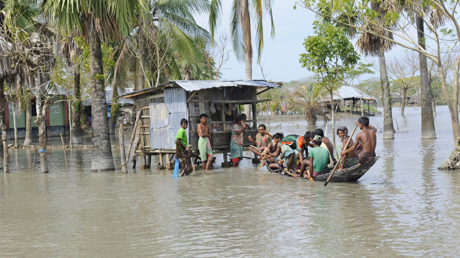 'Will action to slow climate change make the world poorer?'