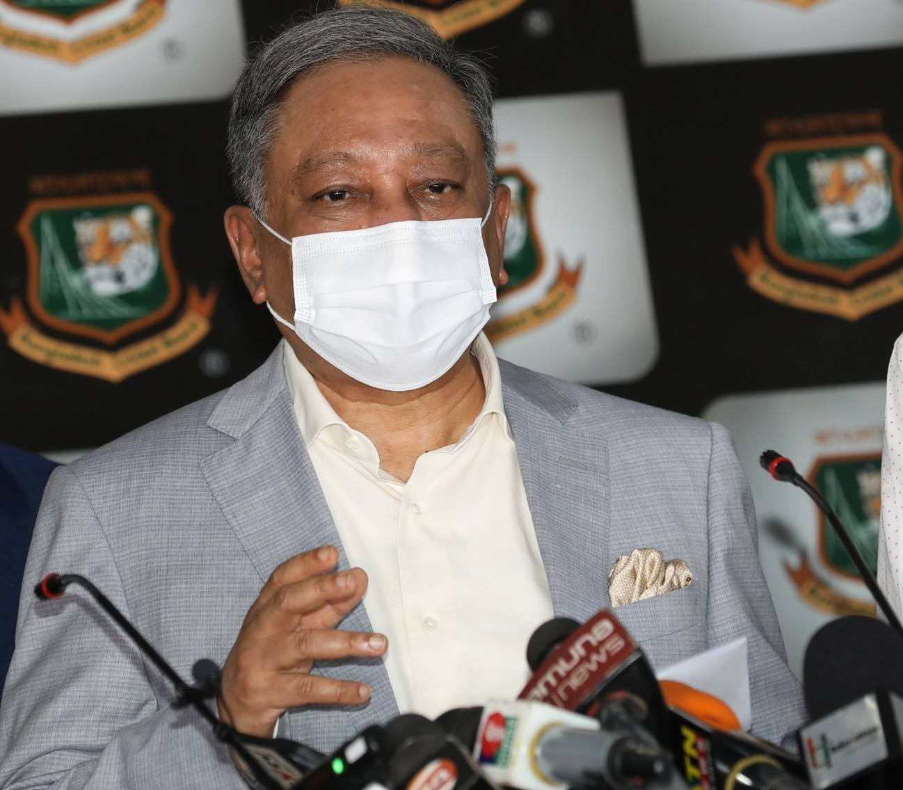 Nazmul advised to stay away from cricket